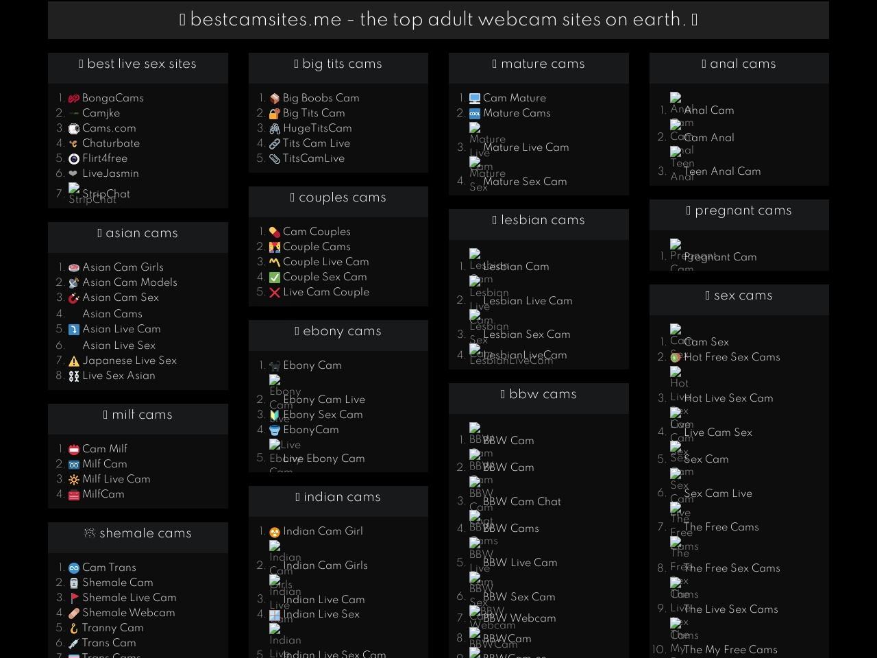 Best Cam Sites